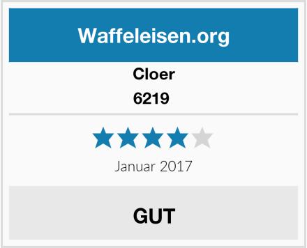 Cloer 6219  Test
