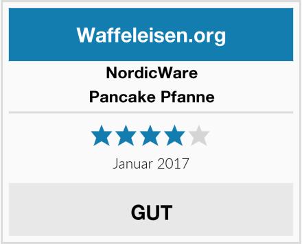 NordicWare Pancake Pfanne Test