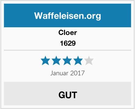 Cloer 1629 Test