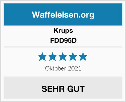 Krups FDD95D Test