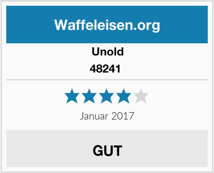Unold 48241  Test