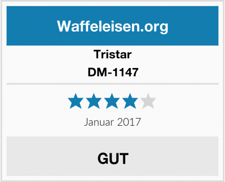 Tristar DM-1147 Test