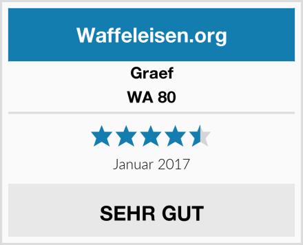 Graef WA 80 Test
