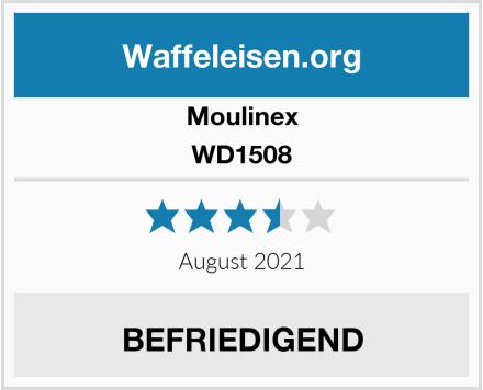 Moulinex WD1508 Test