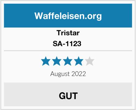Tristar SA-1123  Test