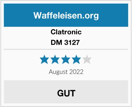 Clatronic DM 3127  Test