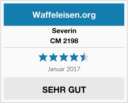 Severin CM 2198 Test