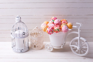 Die besten Cake-Pop-Ideen