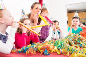 Waffeln – Leckereien für den Kindergeburtstag